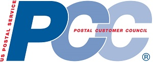 The USPS PCC logo